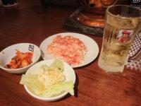 牛角 西八王子店@東京都八王子市 焼肉定食 選択セット