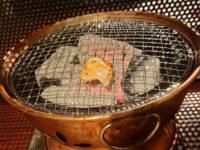 牛角 西八王子店@東京都八王子市 焼肉定食 白MIX 牛ホルモン