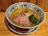 BEEF KITCHEN STAND(ビーフキッチンスタンド) 新橋店@ 東京都港区 すごい煮干しラーメン
