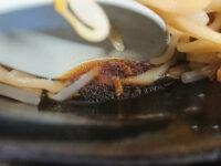 ラーメン二郎 めじろ台店@東京都八王子市 小らーめん 汁なし スープ