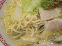 高尾タンメン イタダキ (頂)@東京都八王子市 高尾タンメンの麺