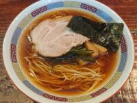 煮干鰮ラーメン圓 たま館店@たま館(東京都立川市) 濃口煮干鰮らーめん