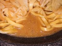 麺屋一燈監修 濃厚豚醤油ラーメン@ローソン(LAWSON) スープ