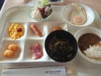 レストランオーク@エミシア東京立川(東京都立川市) 食べた物 モーニングビュッフェ 武蔵野うどん