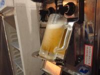 独楽寿司 八王子オクトーレ店@八王子オクトーレ(東京都八王子市) ビール注ぎ機