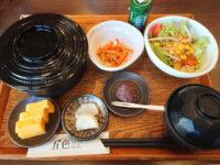 五色 イオンモール多摩平の森店@東京都日野市 うな丼セット