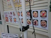 クレープリー・ケル・シャンス@東京都八王子市 クレープメニュー ビュー付き