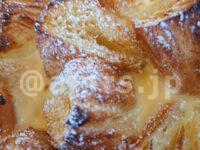 デニッシュのフレンチトースト、ドリンクバーセット@ジョナサン アパレイユ