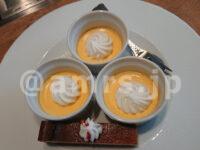 プレミアムカルビ 立川店@東京都立川市 季節のデザートビュッフェ いちごのチーズケーキ、プレミアムプリン