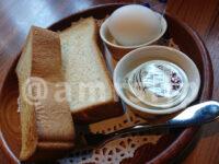 びっくりドンキー 立川砂川店@東京都立川市 モーニング トーストセット