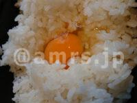 玉子かけごはん定食(選べる小鉢 冷奴)、 豚汁@松乃家・松のや TKG 卵かけご飯