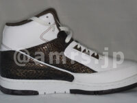 NIKE AIR PYTHON LUX SP 白茶蛇柄 outside 横内 インサイド