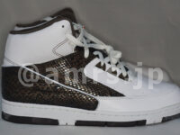NIKE AIR PYTHON LUX SP 白茶蛇柄 outside 外横 アウトサイド