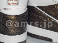 NIKE AIR PYTHON LUX SP 白茶蛇柄 ポイント 1 蛇柄