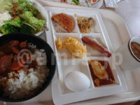 ココス 豊田店@東京都日野市 朝食バイキング 土曜 日曜 祝日 限定 料理 食べた物 その1