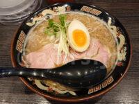 魚と豚と黒三兵 御徒町店@御徒町らーめん横丁(東京都台東区) 魚豚骨ラーメン