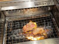 焼肉ライク 新橋本店@東京都港区 バラカルビ 焼肉