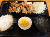 大衆スタンド 神田屋 浜松町店@東京都港区 鶏から・焼き餃子食べ放題