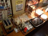 無料モーニング食べ放題@快活クラブ 食パン フライドポテト 食べ放題 セルフ補給所