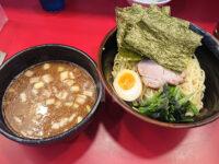 らーめん 谷瀬家@東京都港区 夏季限定 魚介つけ麺 並盛