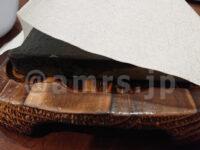 やっぱりステーキ 芝大門店@東京都港区 おすすめ赤身ステーキ  200g 雑穀米 サイドビュー
