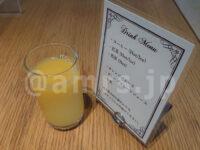 Furutoshi(フルトシ)@ソラリア西鉄ホテル銀座(東京都中央区) ドリンク オレンジジュース