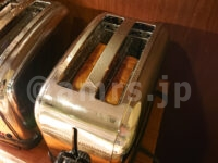 無料モーニング食べ放題@快活クラブ 無料モーニング食べ放題 フライドポテト 神ポテト 食パン トースト トースター