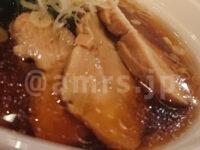 まんぷく食堂@東京都千代田区  朝かららーめん 鶏チャーシュー麺 鶏チャーシュー